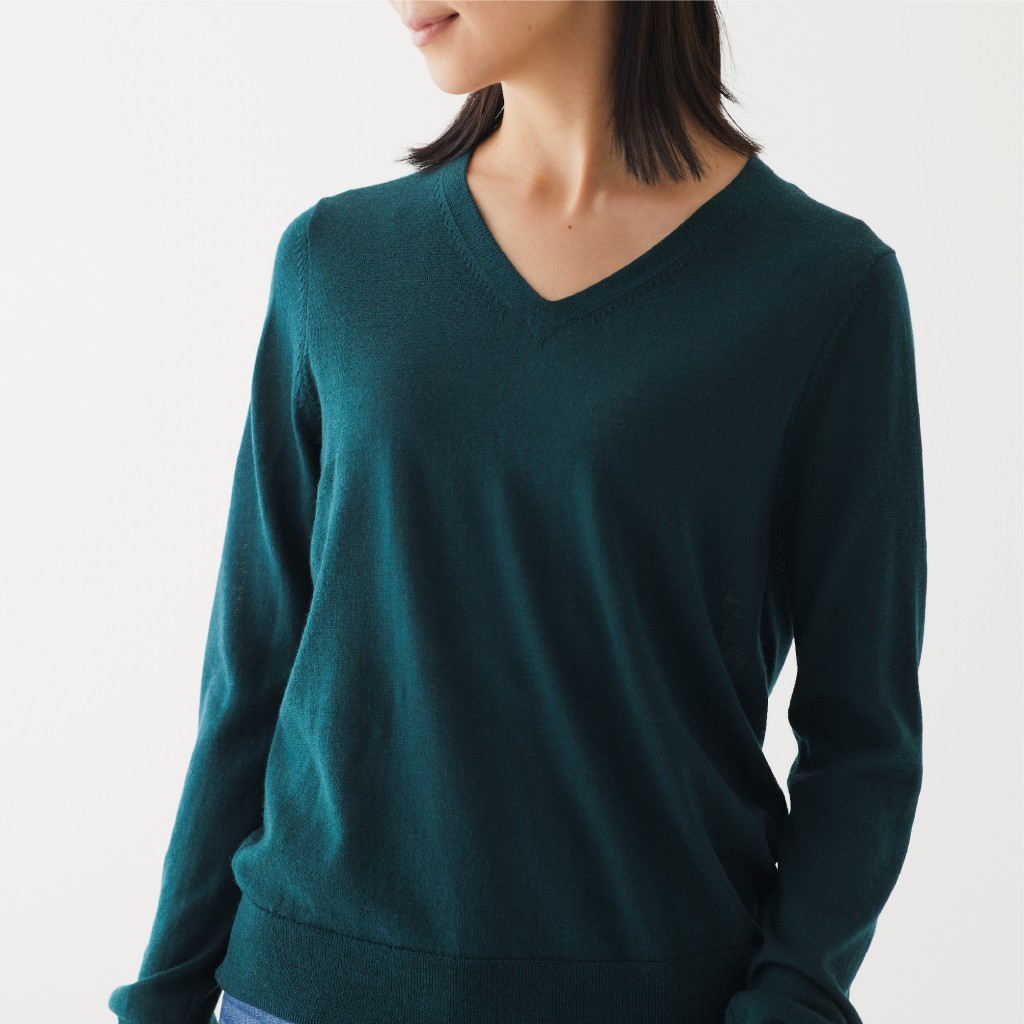 MUJI Yak Wool Sweater