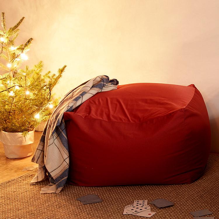 MUJI Beads Sofa for Christmas
