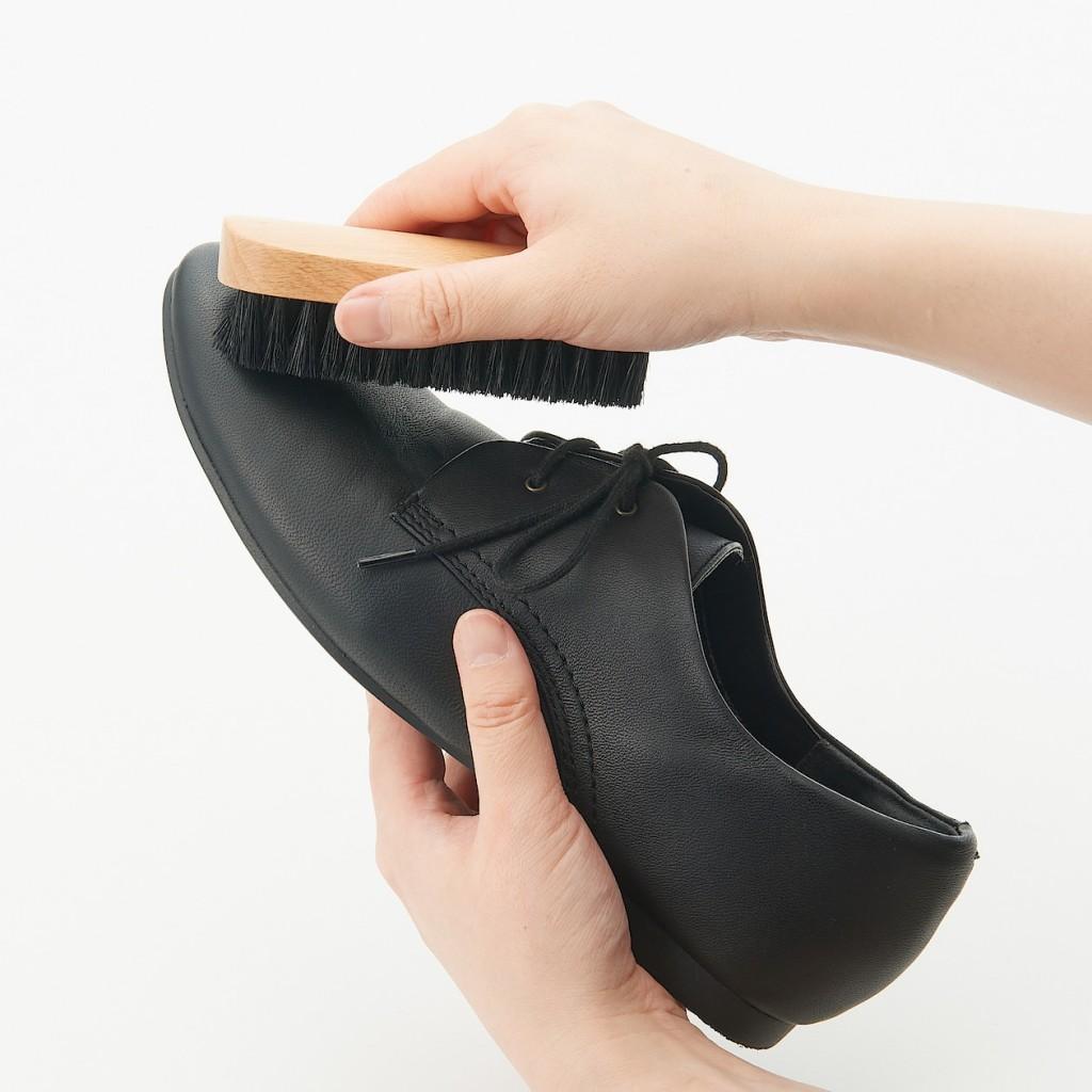 shoe care by MUJI