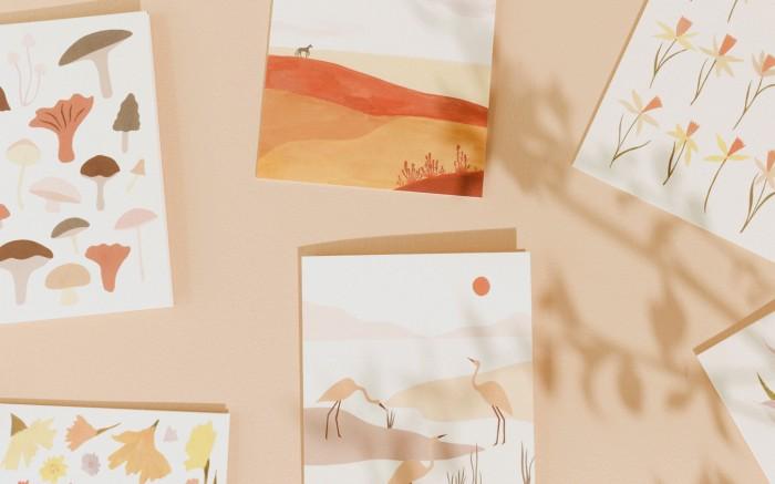 Notecards by Elana Gabrielle