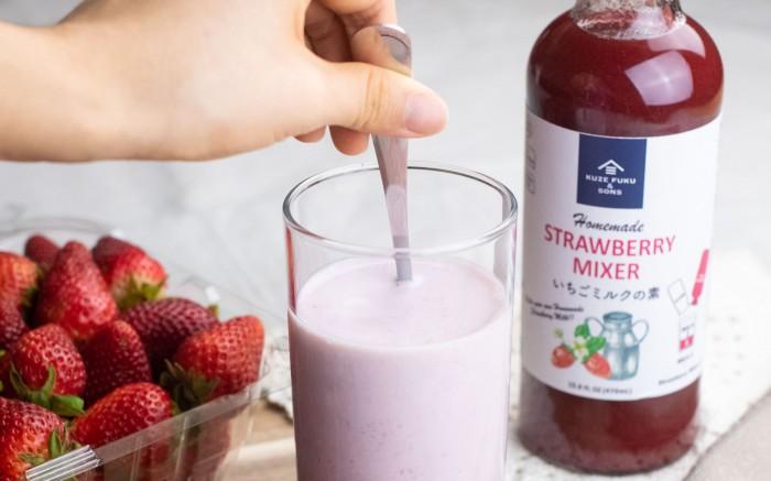 Kuzefuku Strawberry Milk