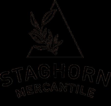 staghorn mercantile logo